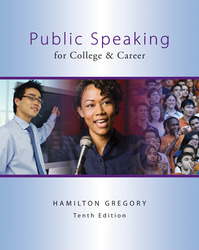 Public Speaking for College & Career with Connect Access Card