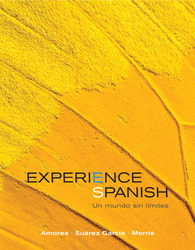 Experience Spanish with Workbook and Lab Manual