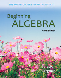 Beginning Algebra with Connect Math Hosted by ALEKS Access Code
