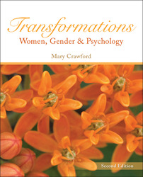 Loose Leaf for Transformations: Women, Gender and Psychology with Connect Access Card