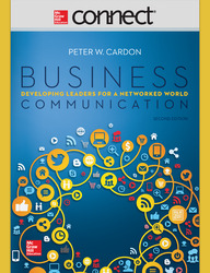 Connect Online Access for Business Communication (2e)