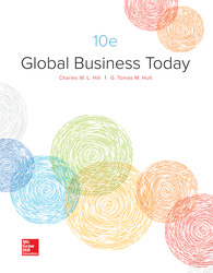 Global Business Today 10th Edition