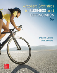 Applied Statistics in Business and Economics with Connect and MegaStat