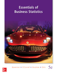 Essentials of Business Statistics with Connect and MegaStat