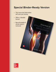 Looseleaf for Essentials of Athletic Injury Management 10e