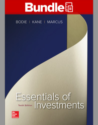 Loose Leaf Essentials of Investments with Connect