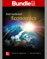 International Economics with Connect