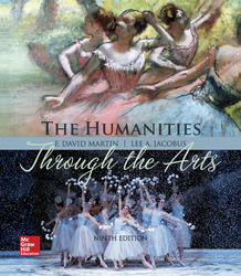 Loose Leaf for Humanities through the Arts