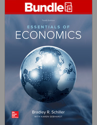 Loose Leaf Essentials of Economics with Connect