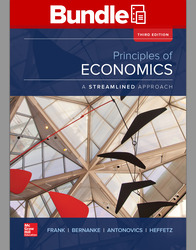 Loose Leaf Principles of Economics, A Streamlined Approach with Connect