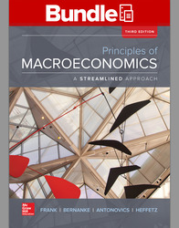 Loose Leaf Principles of Macroeconomics, A Streamlined Approach with Connect
