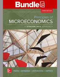 Loose Leaf Principles of Microeconomics, A Streamlined Approach with Connect
