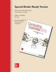 Loose Leaf for Computing Essentials 2015 Introductory with Connect Access