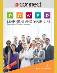 Connect Online Access for P.O.W.E.R. Learning and Your Life