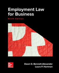 Employment Law for Business 9th Edition