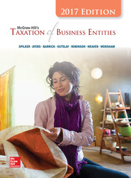 McGraw-Hill's Taxation of Business Entities 2017 Edition, 8e