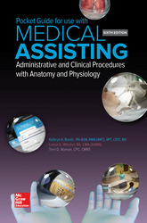 Medical assisting administrative and clinical procedures pocket guide for medical assisting administrative and clinical procedures fandeluxe Gallery