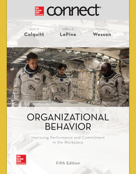Organizational behavior improving performance and commitment in the connect 1 semester online access for organizational behavior fandeluxe Image collections