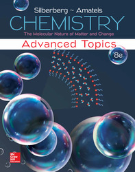 Chemistry: The Molecular Nature of Matter and Change With Advanced Topics