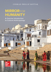 Mirror for Humanity: A Concise Introduction to Cultural Anthropology with Connect Access Card