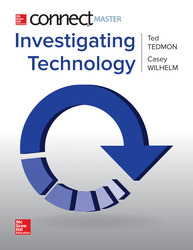 Connect Master: Investigating Technology 1st Edition