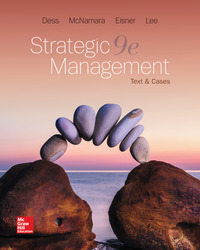 Strategic Management: Text and Cases 9th Edition