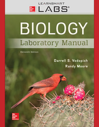 Connect with LearnSmart Labs Online Access for Biology Lab Manual