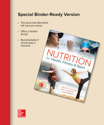 GEN COMBO LOOSE LEAF FOR NUTRITION FOR HEALTH, FITNESS, AND SPORT; CONNECT CARD