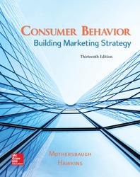 Loose Leaf for Consumer Behavior