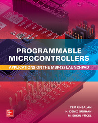 Programmable Microcontrollers:  Applications on the MSP432 LaunchPad