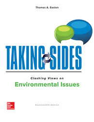 Taking Sides: Clashing Views on Environmental Issues