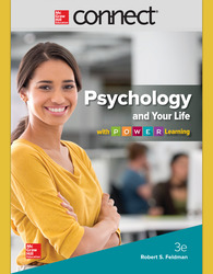 Connect Online Access for Psychology and Your Life with P.O.W.E.R. Learning