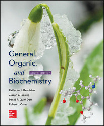 Package: General, Organic, and Biochemistry with Connect Passcode Card,1-semester