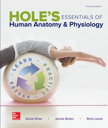 CREATE ONLY Student Study Guide for Hole's Essentials of Human Anatomy & Physiology