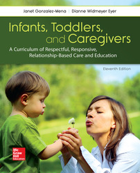 Infants Toddlers & Caregivers: Curriculum Relationship, 11th Edition