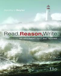 Looseleaf SEYLER, Read, Reason, Write 11e