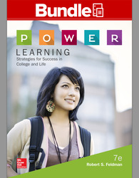 GEN COMBO LL POWER LEARNING:STRATEGIES FOR SUCCESSIN COLLEGE & LIFE; CONNECT AC