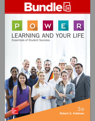 GEN COMBO LL POWER LEARNING & YOUR LIFE: ESSENTIALS STUDENT SUCCESS; CONNECT AC