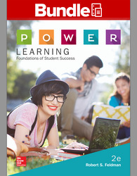 GEN COMBO LL POWER LEARNING: FOUNDATIONS OF STUDENT SUCCESS; CONNECT AC