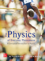 Physics of Everyday Phenomena 9th Edition
