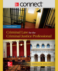 Connect Online Access for Criminal Law for the Criminal Justice Professional