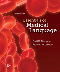 Essentials of Medical Language 4th Edition