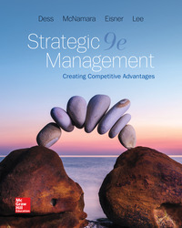 Connect Online Access for Strategic Management: Creating Competitive Advantage