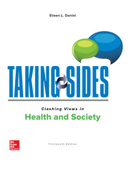 Taking Sides: Clashing Views in Health and Society