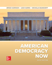 American Democracy Now 6th Edition