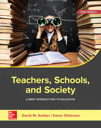 Teachers, Schools, and Society: A Brief Introduction to Education, 5th Edition