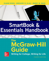 Connect Online Access for The McGraw-Hill Guide 4e