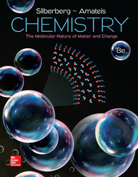 STUDENT SOLUTIONS MANUAL CHEMISTRY: MOLECULAR NATURE MATTER