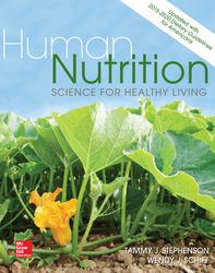 Human Nutrition: Science for Healthy Living Updated with 2015-2020 Dietary Guidelines for Americans