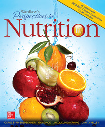 Wardlaws Perspectives in Nutrition Updated with 2015 2020 Dietary Guidelines for Americans